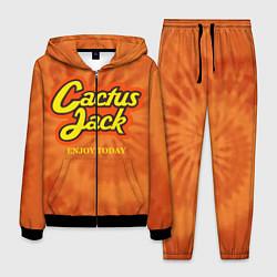 Костюм мужской Cactus Jack цвета 3D-черный — фото 1