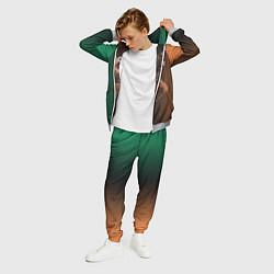 Костюм мужской Conor McGregor цвета 3D-меланж — фото 2