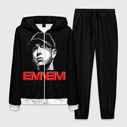 Костюм мужской Eminem цвета 3D-белый — фото 1