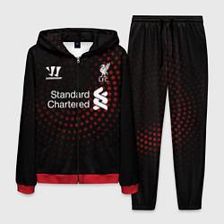Костюм мужской Liverpool цвета 3D-красный — фото 1