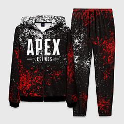 Костюм мужской APEX LEGENDS цвета 3D-черный — фото 1