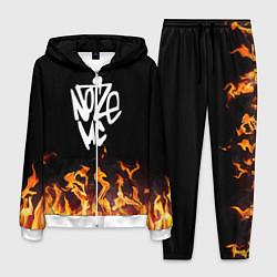 Костюм мужской Noize MC цвета 3D-белый — фото 1