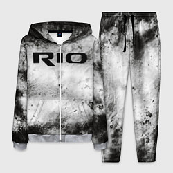 Костюм мужской KIA RIO цвета 3D-меланж — фото 1
