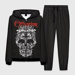 Костюм мужской Offspring цвета 3D-черный — фото 1