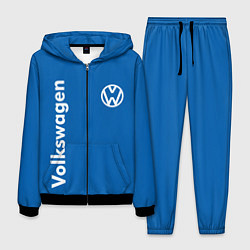 Костюм мужской Volkswagen цвета 3D-черный — фото 1