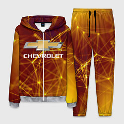 Костюм мужской Chevrolet цвета 3D-меланж — фото 1