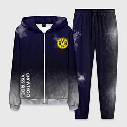 Костюм мужской Borussia цвета 3D-меланж — фото 1