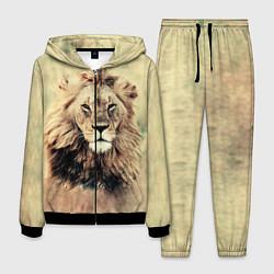 Костюм мужской Lion King цвета 3D-черный — фото 1