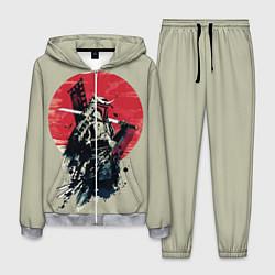 Костюм мужской Samurai man цвета 3D-меланж — фото 1