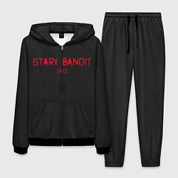 Костюм мужской Stary Bandit цвета 3D-черный — фото 1