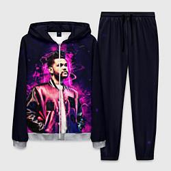 Костюм мужской The Weeknd цвета 3D-меланж — фото 1