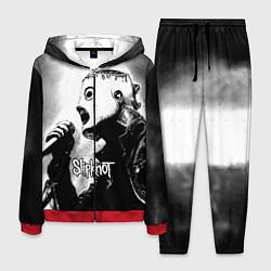 Костюм мужской Slipknot цвета 3D-красный — фото 1