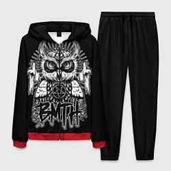 Костюм мужской BMTH Owl цвета 3D-красный — фото 1
