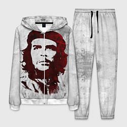 Костюм мужской Че Гевара цвета 3D-белый — фото 1
