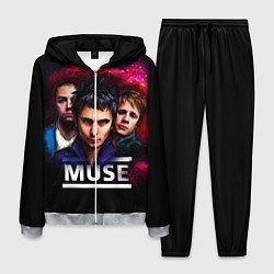 Костюм мужской Muse Band цвета 3D-меланж — фото 1