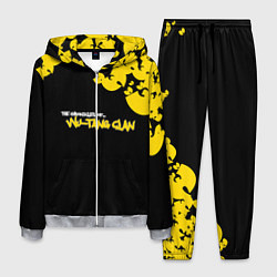 Костюм мужской Wu-Tang clan: The chronicles цвета 3D-меланж — фото 1