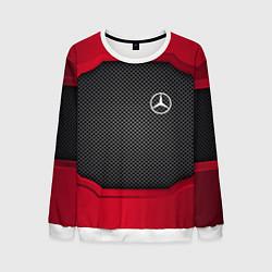 Мужской свитшот Mercedes Benz: Metal Sport