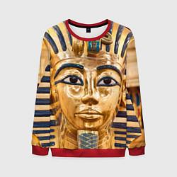 Свитшот мужской Фараон цвета 3D-красный — фото 1