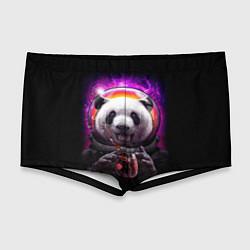 Мужские плавки Panda Cosmonaut цвета 3D — фото 1