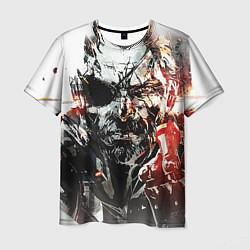 Футболка мужская Metal gear solid 5 цвета 3D — фото 1