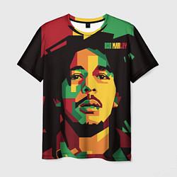 Мужская футболка Боб Марли