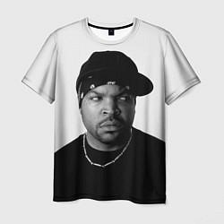 Футболка мужская Ice Cube цвета 3D — фото 1