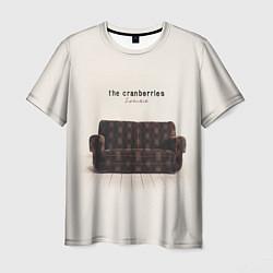 Футболка мужская The Cranberries: Zombie цвета 3D — фото 1