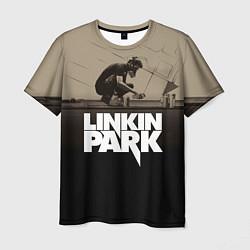 Футболка мужская Linkin Park: Meteora цвета 3D — фото 1