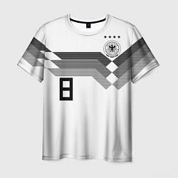 Футболка мужская Kross Home WC 2018 цвета 3D-принт — фото 1
