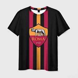 Футболка мужская FC Roma 1927 цвета 3D-принт — фото 1