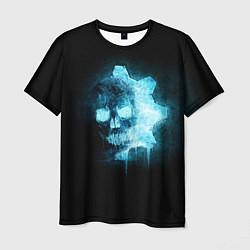 Футболка мужская Gears of War: Death Shadow цвета 3D — фото 1