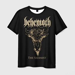 Футболка мужская Behemoth: The Satanist цвета 3D-принт — фото 1