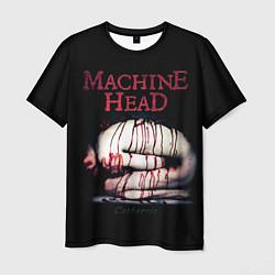 Футболка мужская Machine Head: Catharsis цвета 3D — фото 1