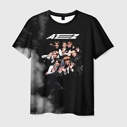 Мужская 3D-футболка с принтом Ateez, цвет: 3D, артикул: 10196278503301 — фото 1
