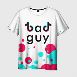 Мужская 3D-футболка с принтом ТИК ТОК, цвет: 3D, артикул: 10206606503301 — фото 1