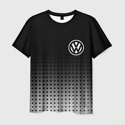 Мужская футболка Volkswagen