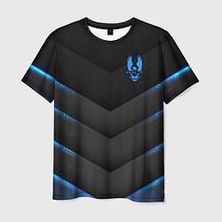 Футболка мужская Halo цвета 3D-принт — фото 1