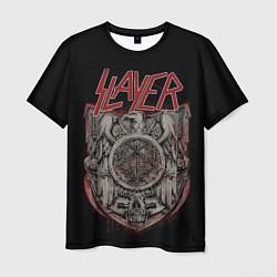 Футболка мужская Slayer цвета 3D — фото 1