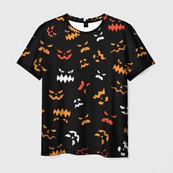 Мужская футболка Разный тыквенсон