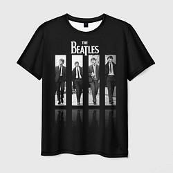 Футболка мужская The Beatles: Man's цвета 3D-принт — фото 1