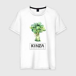 Футболка хлопковая мужская KINZA - фото 1