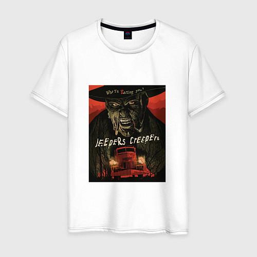 Мужская футболка Jeepers Creepers