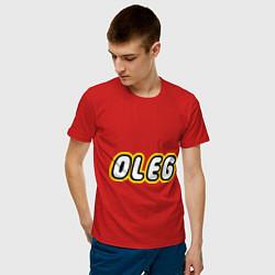 Футболка хлопковая мужская Oleg - фото 2