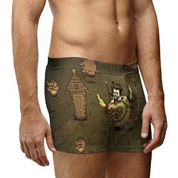 Трусы-боксеры мужские Wild Wilson цвета 3D-принт — фото 2