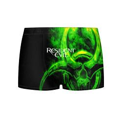 Мужские 3D-трусы боксеры с принтом RESIDENT EVIL, цвет: 3D, артикул: 10209110703997 — фото 1
