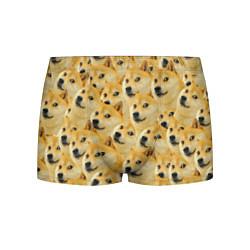 Трусы-боксеры мужские Doge цвета 3D — фото 1
