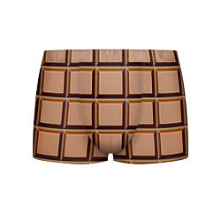 Мужские трусы Шоколад