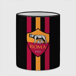 Кружка 3D FC Roma 1927 цвета 3D-черный кант — фото 2