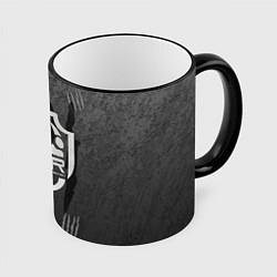 Кружка 3D ESCAPE FROM TARKOV цвета 3D-черный кант — фото 1