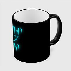 Кружка 3D TES: FUS RO DAH цвета 3D-черный кант — фото 1
